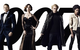007 movie Skyfall HD wallpaper