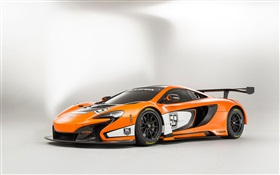 2015 650S GT3 McLaren supercar HD wallpaper