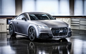 2015 ABT Audi TT car HD wallpaper