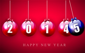 2015 New Year replacement HD wallpaper