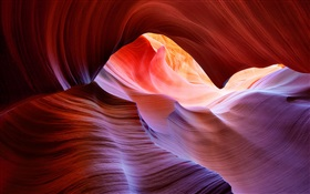 Antelope Canyon nature scenery HD wallpaper