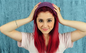 Ariana Grande 03 HD wallpaper