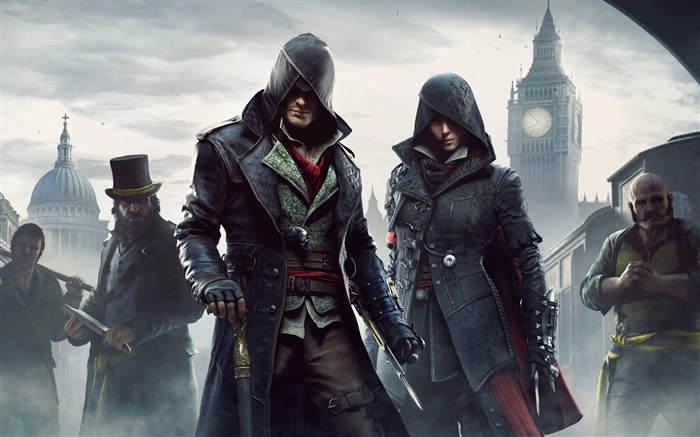 Assassin's Creed: Syndicate, PC game Wallpapers Pictures Photos Images