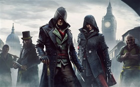 Assassin's Creed: Syndicate, PC game HD wallpaper