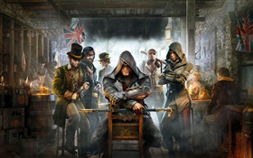 Assassin's Creed: Syndicate HD wallpaper