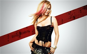 Avril Lavigne 01 HD wallpaper