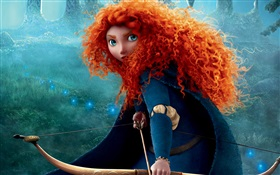 Brave movie HD wallpaper
