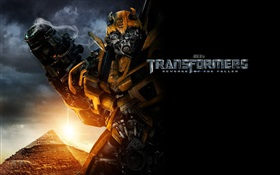 Bumblebee, Transformers movie HD wallpaper