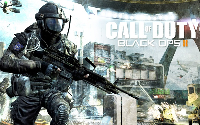 Call of Duty: Black Ops II Wallpapers Pictures Photos Images