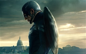 Captain America: The Winter Soldier 2014 HD wallpaper