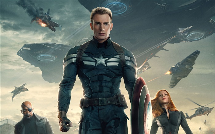 Captain America: The Winter Soldier Wallpapers Pictures Photos Images