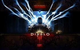 Diablo III, PC game HD wallpaper