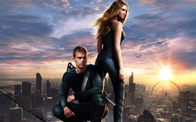 Divergent movie HD wallpaper