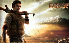 Far Cry 2, PC game HD wallpaper