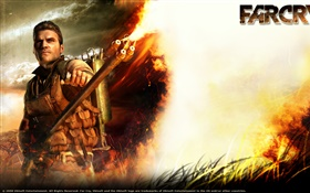 Far Cry 2, Ubisoft game HD wallpaper