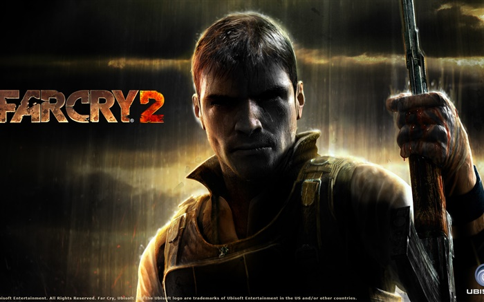 Far Cry 2, rain Wallpapers Pictures Photos Images