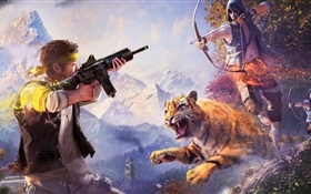 Far Cry 4, tit for tat HD wallpaper