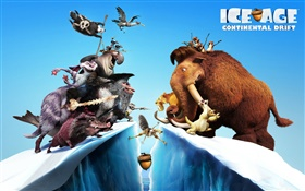 Ice Age 4 HD wallpaper