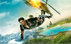 Just Cause 3, PC game HD wallpaper