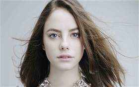 Kaya Scodelario 01 HD wallpaper
