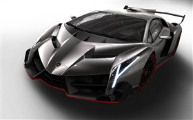 Lamborghini Veneno luxury supercar