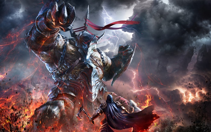 Lords of the Fallen, decisive battle Wallpapers Pictures Photos Images