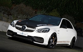 Mercedes-Benz E63 AMG RS 850 car HD wallpaper