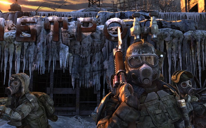 Metro 2033 Redux, martial law Wallpapers Pictures Photos Images
