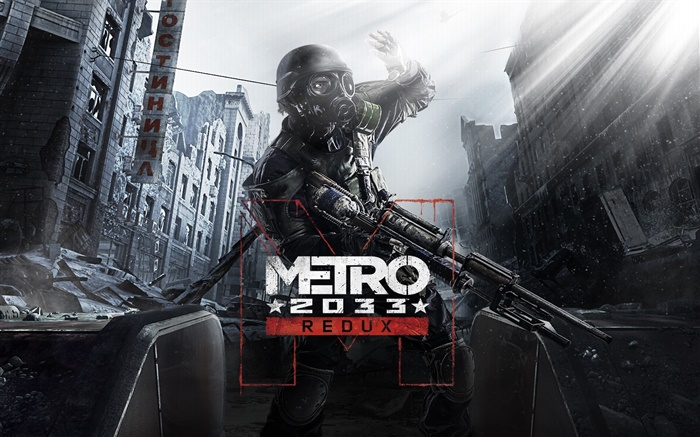 Metro 2033 Redux, soldier Wallpapers Pictures Photos Images