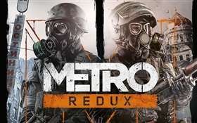 Metro 2033 Redux HD wallpaper