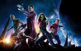 Movie widescreen, Guardians of the Galaxy HD wallpaper