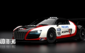 Need for Speed, Audi R8 LMS HD wallpaper