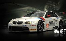 Need for Speed, BMW M3 GT2 HD wallpaper
