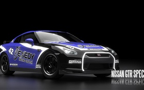 Need for Speed, Nissan GTR Spec V HD wallpaper