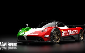 Need for Speed, Pagani Zonda R HD wallpaper