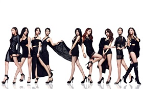 Nine Muses, Korea music girls 03