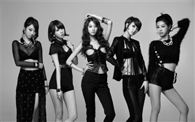 Nine Muses, Korea music girls 09 HD wallpaper