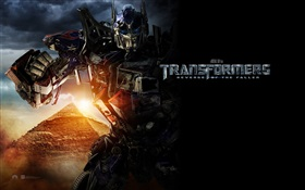 Optimus Prime, Transformers movie HD wallpaper