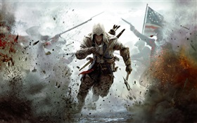 PC game, Assassin's Creed 3 HD wallpaper