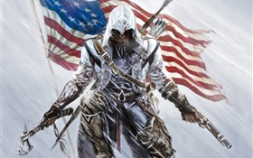 PC game, Assassin's Creed III HD wallpaper