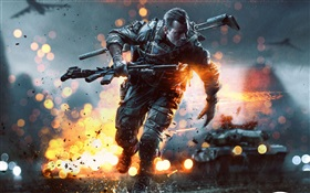 PC game, Battlefield 4 HD wallpaper