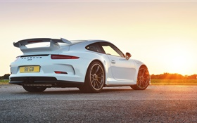 Porsche 911 GT3 UK-spec supercar HD wallpaper