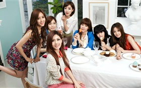 T-ARA, Korean music girls 01 HD wallpaper