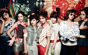T-ARA, Korean music girls 02 HD wallpaper