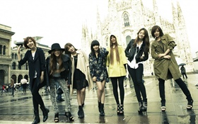 T-ARA, Korean music girls 08 HD wallpaper