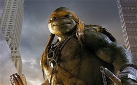 Teenage Mutant Ninja Turtles, Mikey HD wallpaper