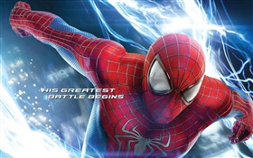 The Amazing Spider-Man 2, movie widescreen HD wallpaper