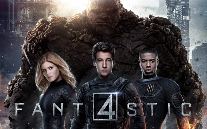 The Fantastic Four 2015 Wallpapers Pictures Photos Images