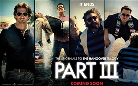 The Hangover Part III HD wallpaper