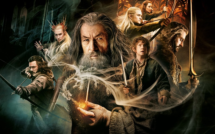 The Hobbit: The Desolation of Smaug 2014 Wallpapers Pictures Photos Images